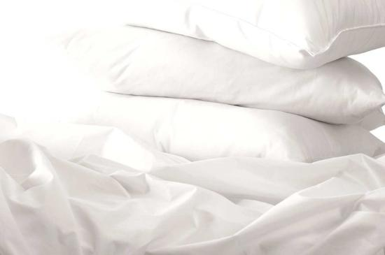 stack-of-white-pillows