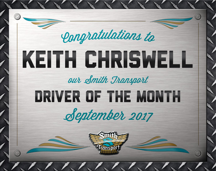 Keith Chriswell
